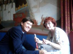 Gianni Morandi_Judit Mate